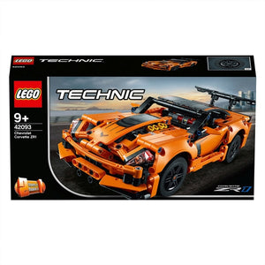 LEGO Technic Chevrolet Corvette ZR1 Car Racing Vehicles Toy Collection Set