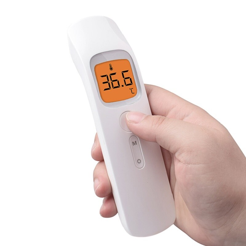 Infrared Forehead Body Thermometer Baby Adult Digital Thermometer Gun Non-contact Body Temperature Measurement Meter