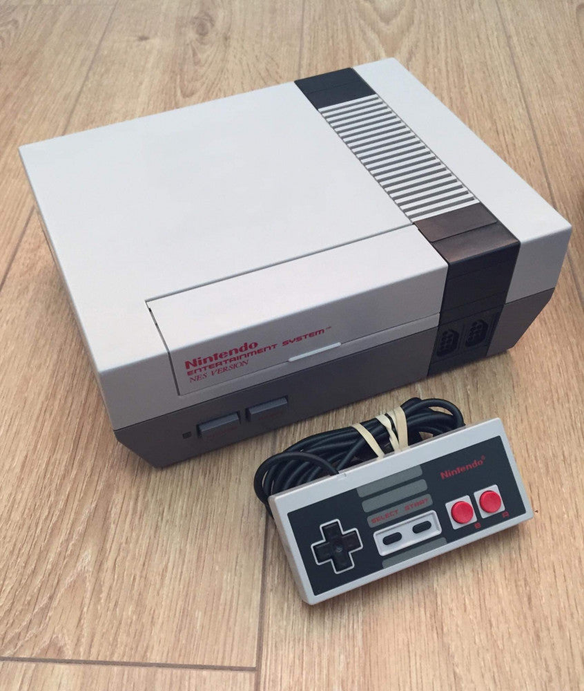 Nintendo Entertainment System Console – NES