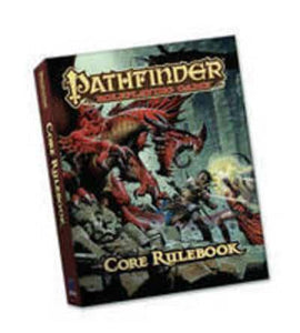 Pathfinder RPG Core Rulebook - Pocket Edition
