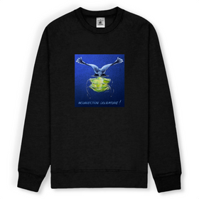 Sweat-shirt - Insurrection obligatoire