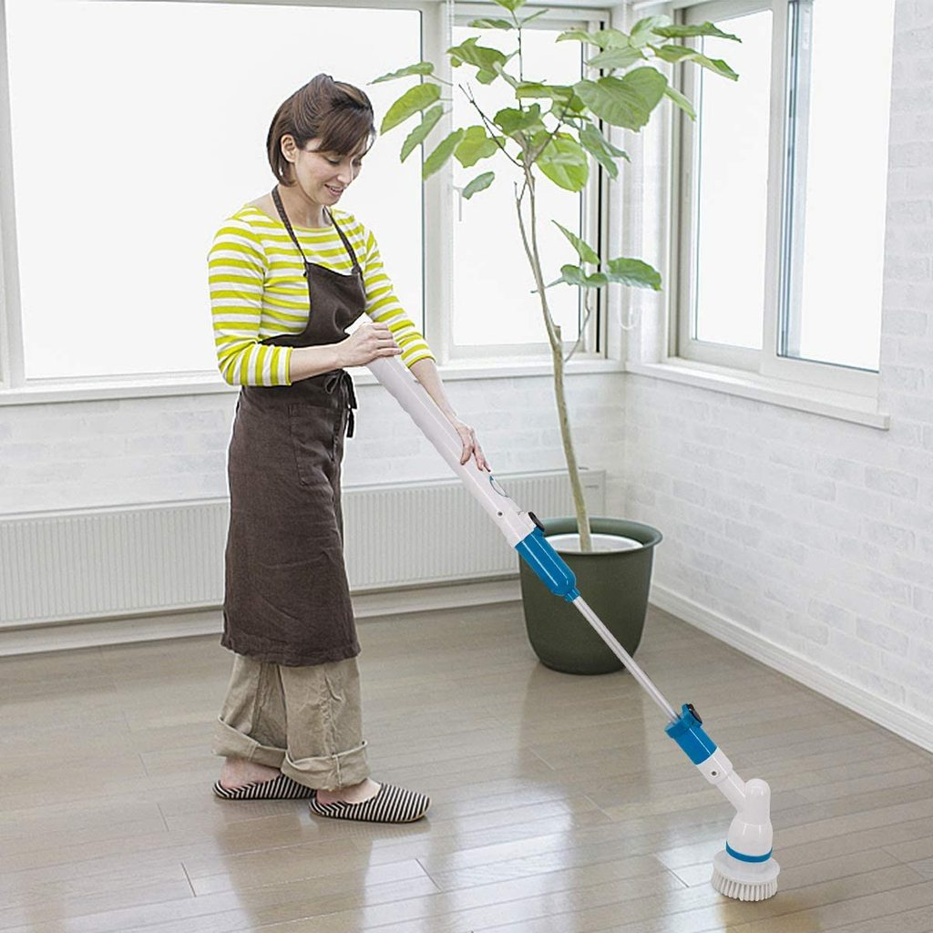 Nivohome™ Electric Cleaning Scrubber