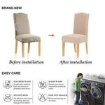 Stretch chair cover (New Year Special Prcie )