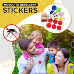 NIVOHOME MOSKIPATCH™ - NATURAL MOSQUITO REPELLENT  (LIMITED TIME SPECIAL 120 PCS/SET)