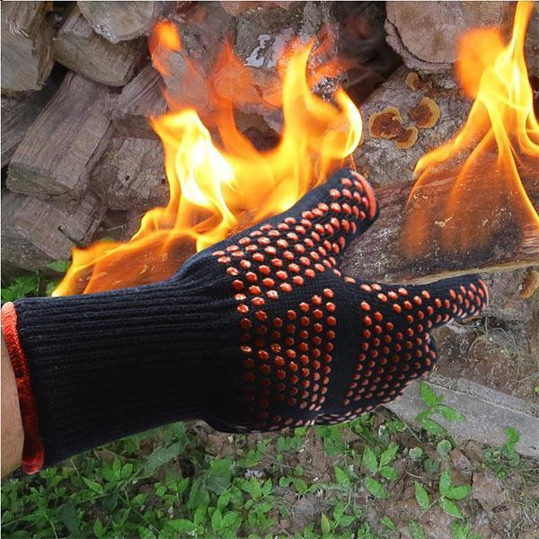 High-Temperature Resistant Gloves