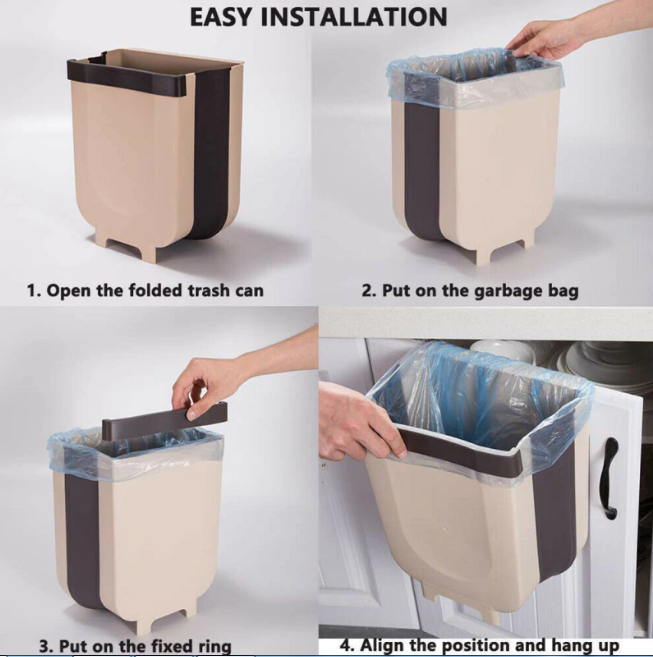 5L Waste Bin for your Kitchen