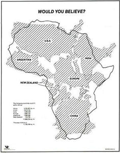Africa - Would You Believe? - .paper