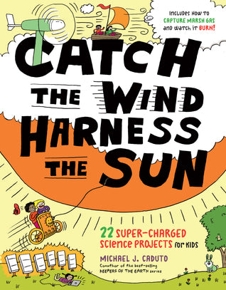 CATCH THE WIND - HARNESS THE SUN