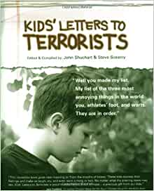 Kids' Letters to Terrorists