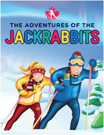 Jackrabbit Book - English