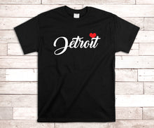 Load image into Gallery viewer, Detroit with Heart Shirt
