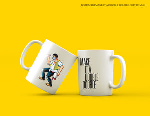 Coffee Mug Double Double