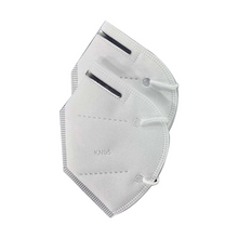 Load image into Gallery viewer, KN95 Respirator Face Mask (50 count - $4.00/Mask)