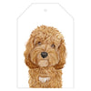 Carrie the Cavoodle Gift Tags - For Me By Dee