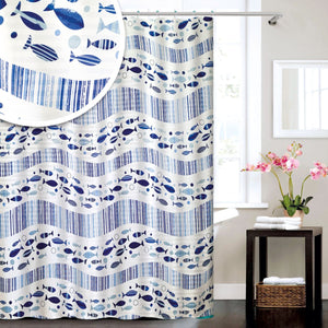 Acqua Shower Curtain