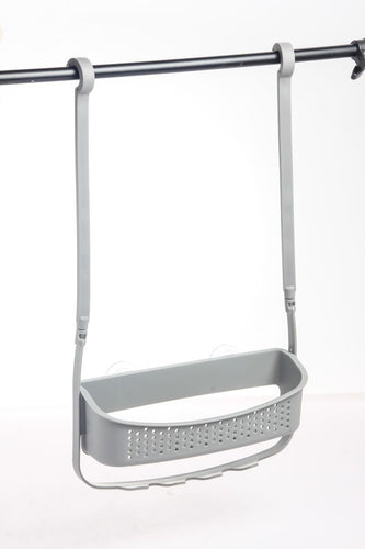 Shower Caddy Single Hanging - Grey
