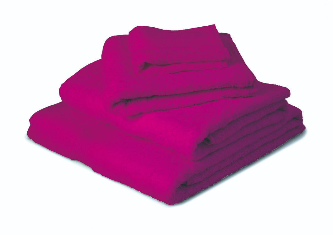 Premier Collection Hand Towel Bright Pink