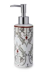 Damask Soap Dispenser**