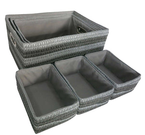 Moscow 6Pc Storage Set