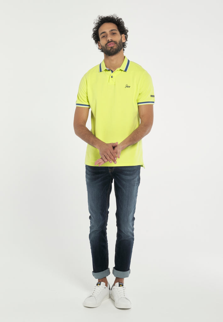 Polo Homme 05 Rhode Lime