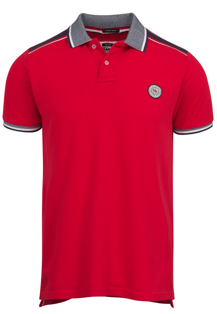 jandjoy | Polos - Polo Homme 21 Costa Rica Red.