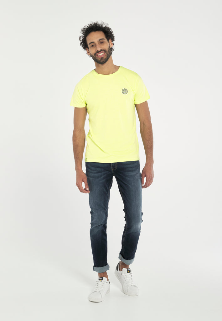 T-Shirt Homme 05 Rhode Lime