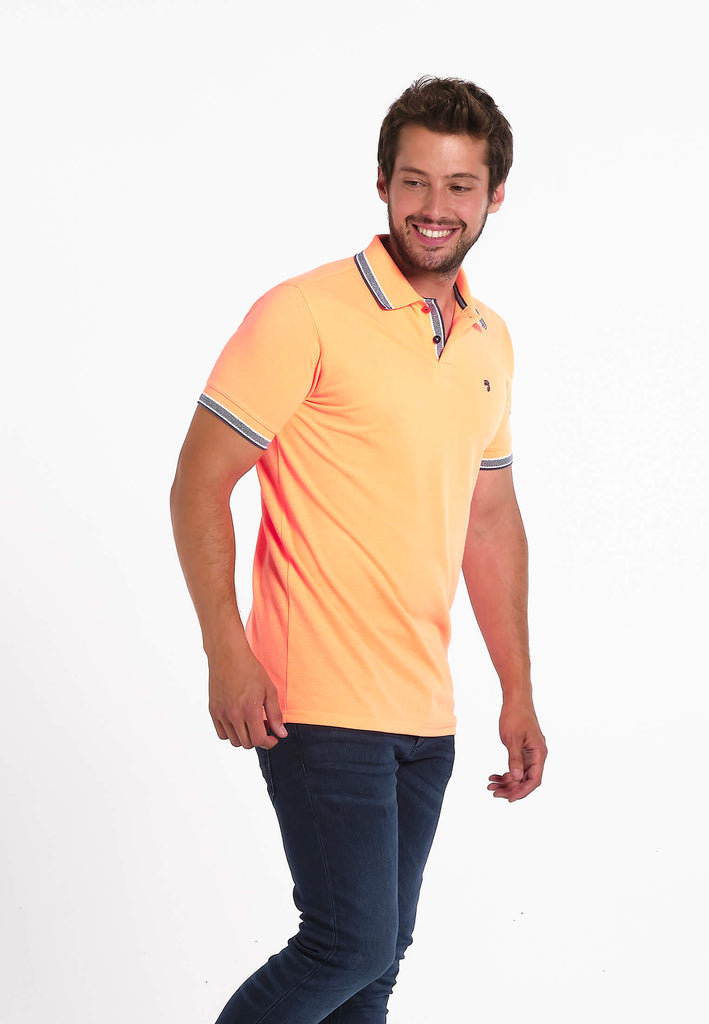 Polo Homme 08 Nyhavn Live Orange