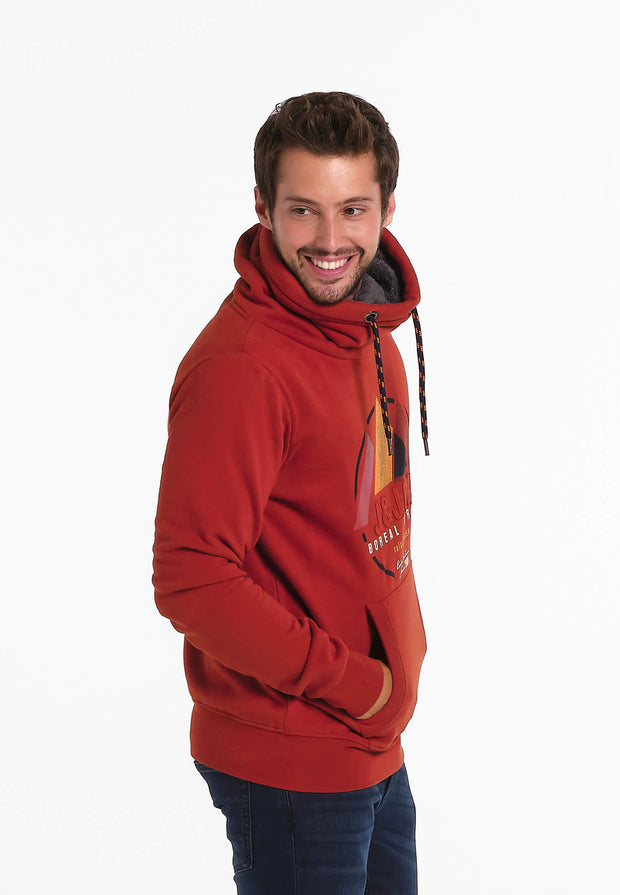 Sweatshirt Homme 15 Boreal Potters Clay