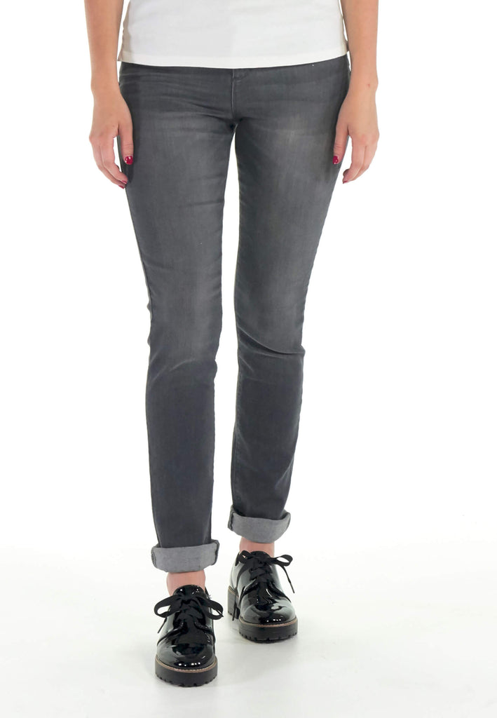 Pantalon Femme 02 Light Grey Dust