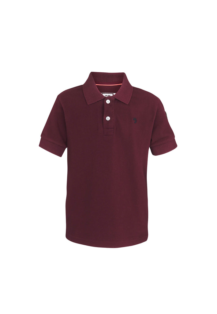 Polo Essentials Enfants Unisexe 24 Burgundy