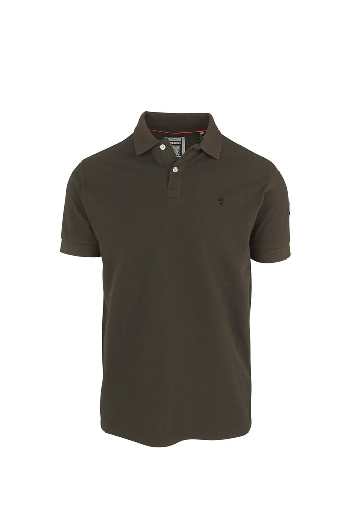 jandjoy | Polos - Polo Essentials Homme 20 Green Olive.
