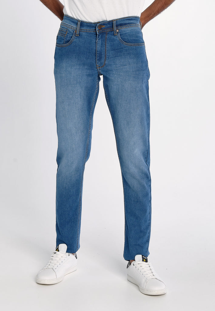 Pantalon Homme 02 Light Blue