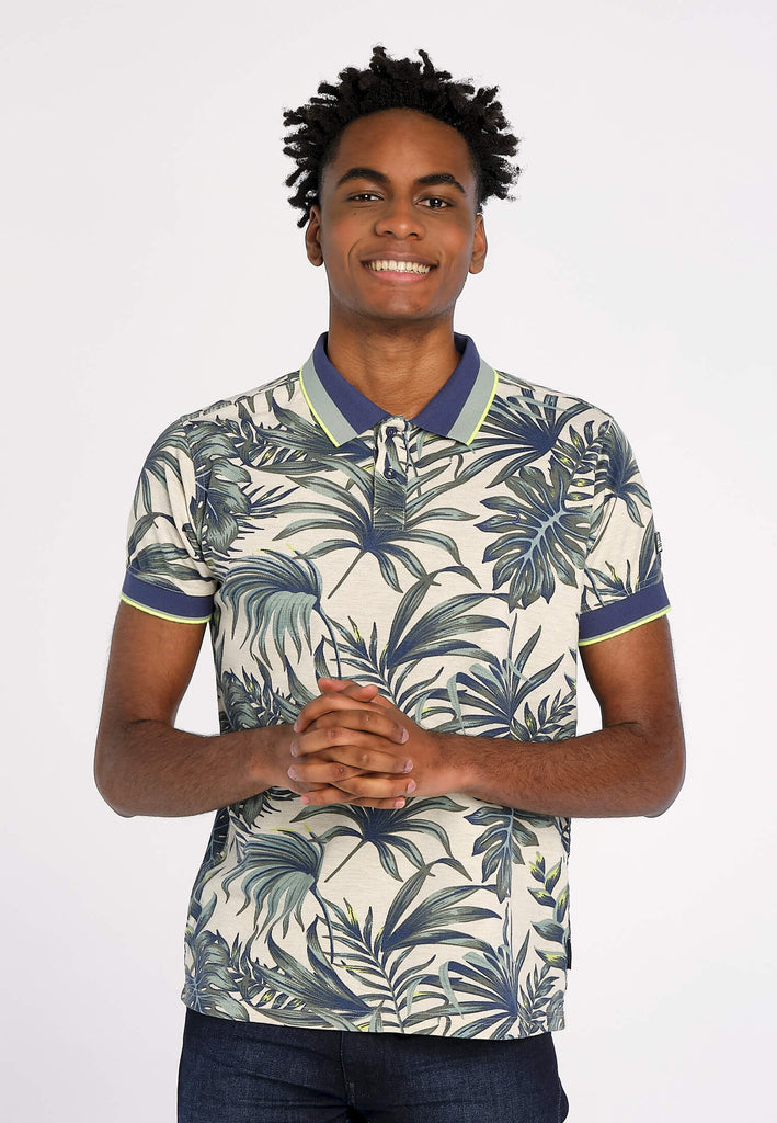 Polo Homme 20 Queensland Leaves