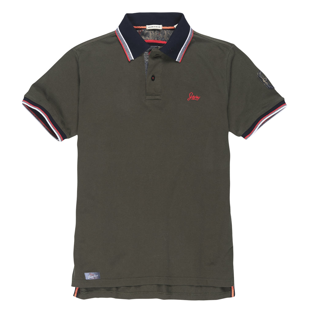 jandjoy | Polos - Polo Homme 13 Green Exotic.