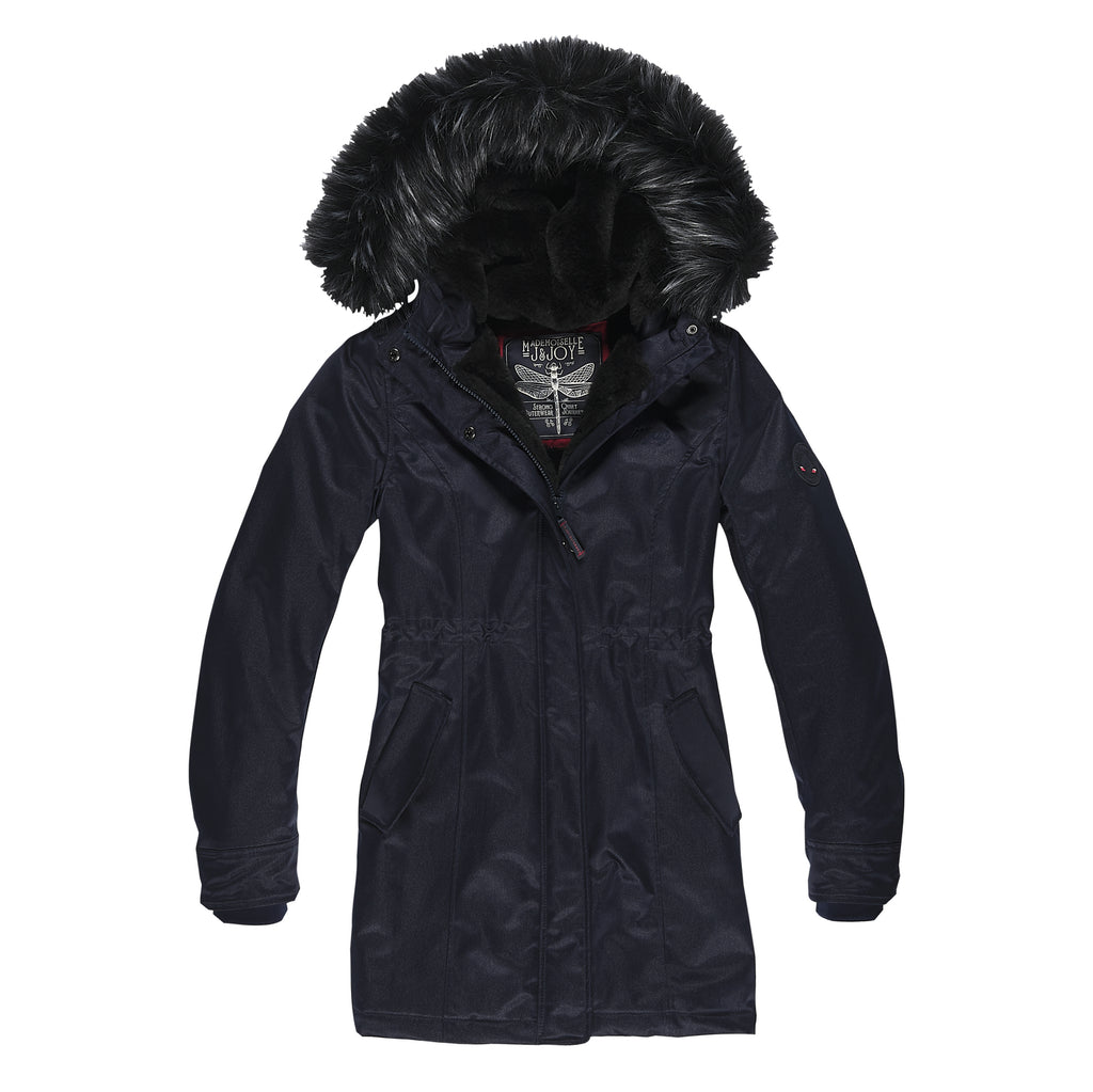Veste Femme 01 Ready For Winter | J&JOY