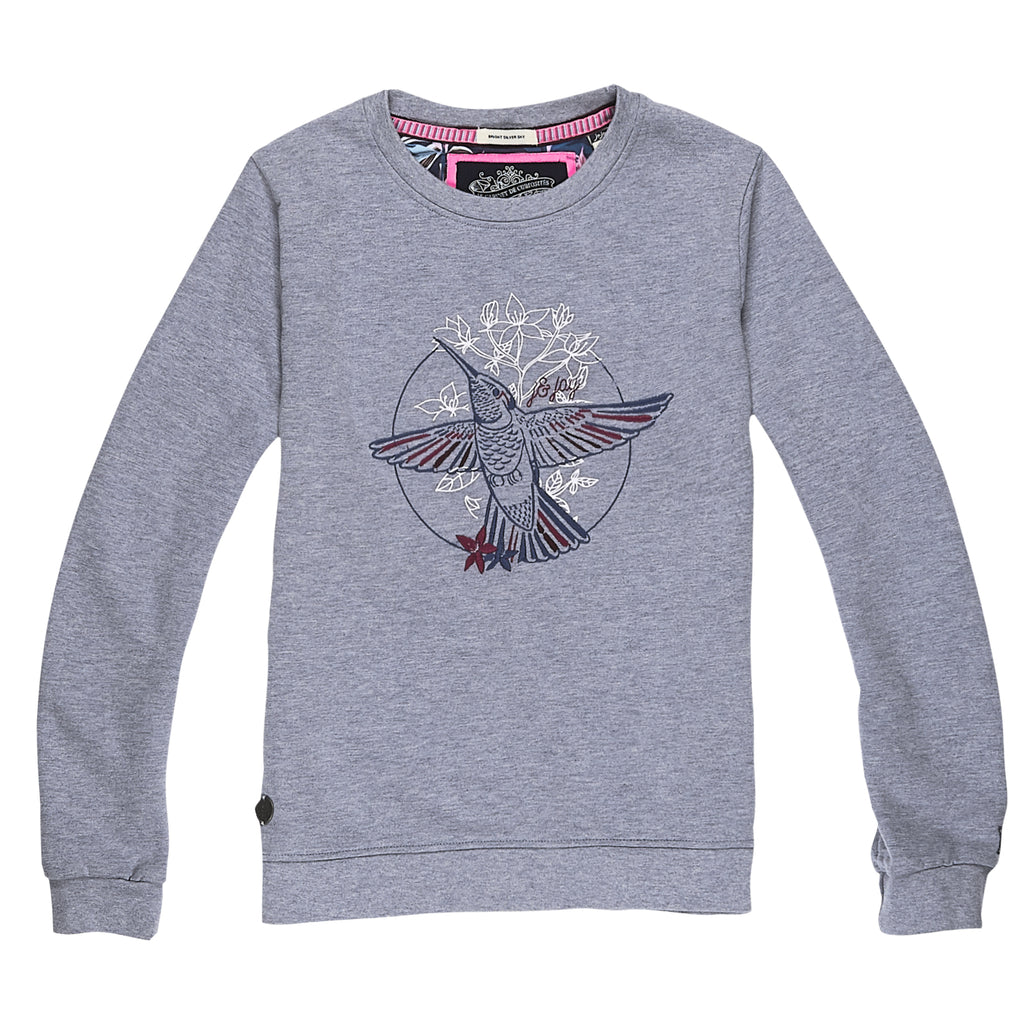 Sweat Femme 05 Trendy Bird | J&JOY