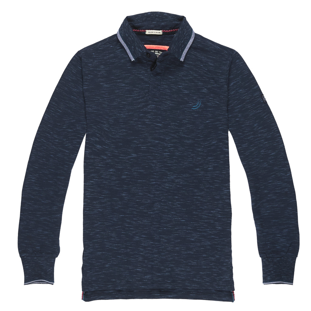 Polo Homme 03 Abyss Blue | J&JOY