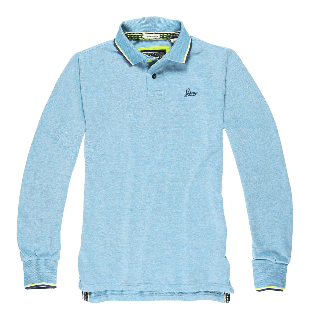 Polo Homme 21 Cold Green | J&JOY