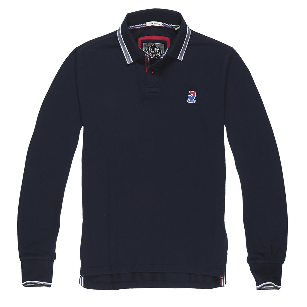 Polo Homme 33 Navy Icon | J&JOY