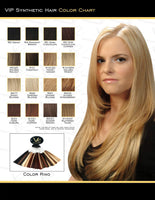 VIP Collection Synthetic Wig / Violet Style - VIP Extensions