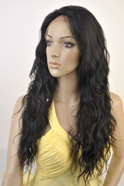 "SWISS LACE 100% VIRGIN HUMAN HAIR LOOSE WAVE TEXTURE. 20"" - BeautyGiant USA"