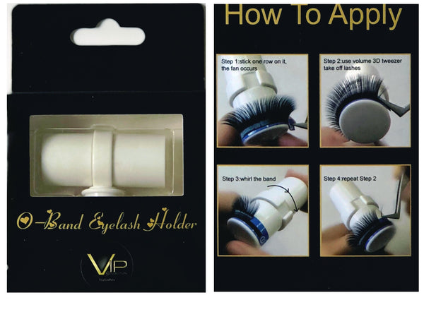 VIP Eyelash accessories - O-Band