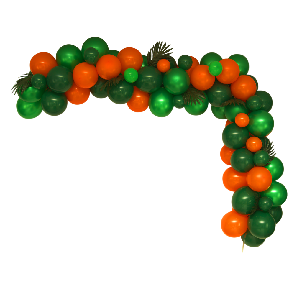 Dino-mite Balloon Garland Arch Kit