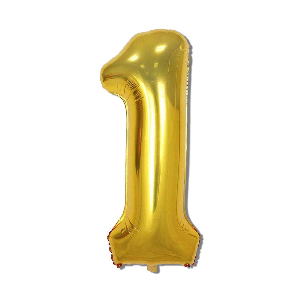 "Gold 32"" One Balloon"
