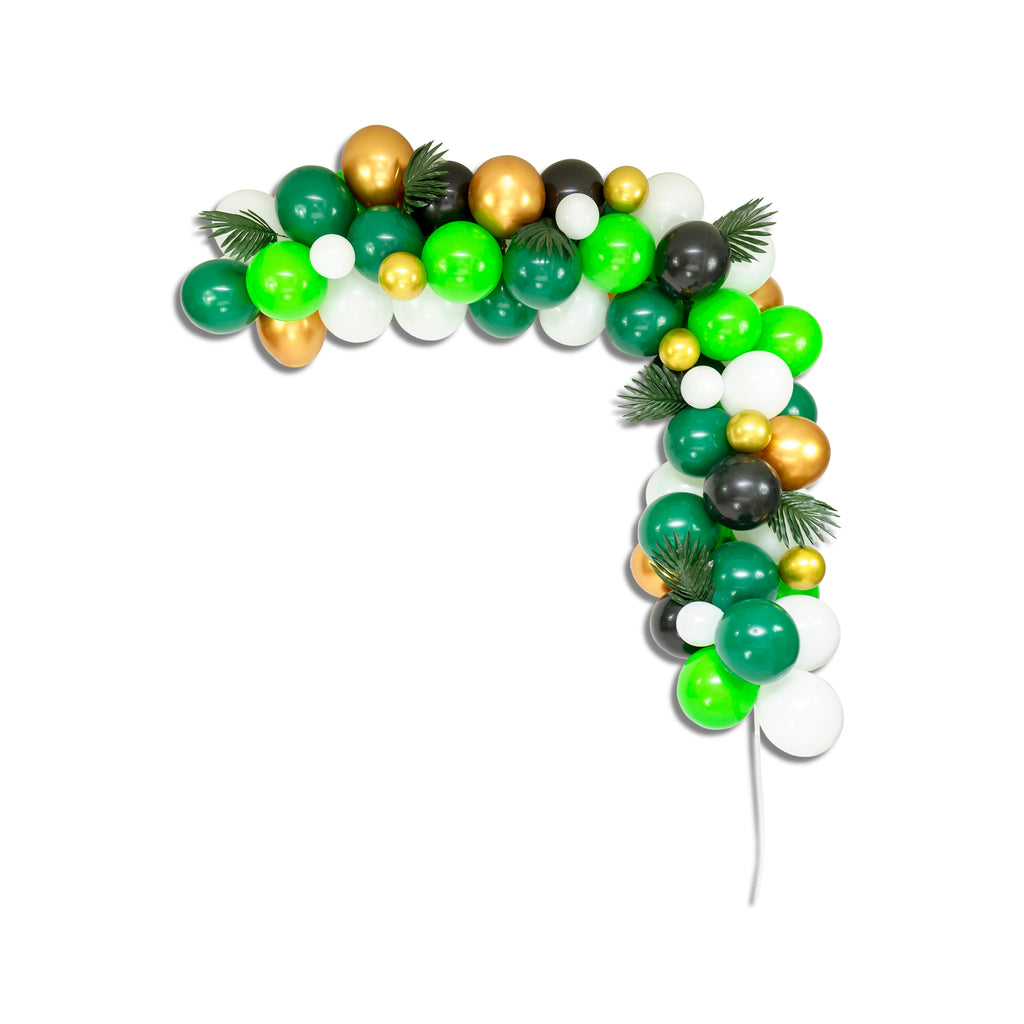 Wild One Jungle Safari Balloon Garland Arch Kit