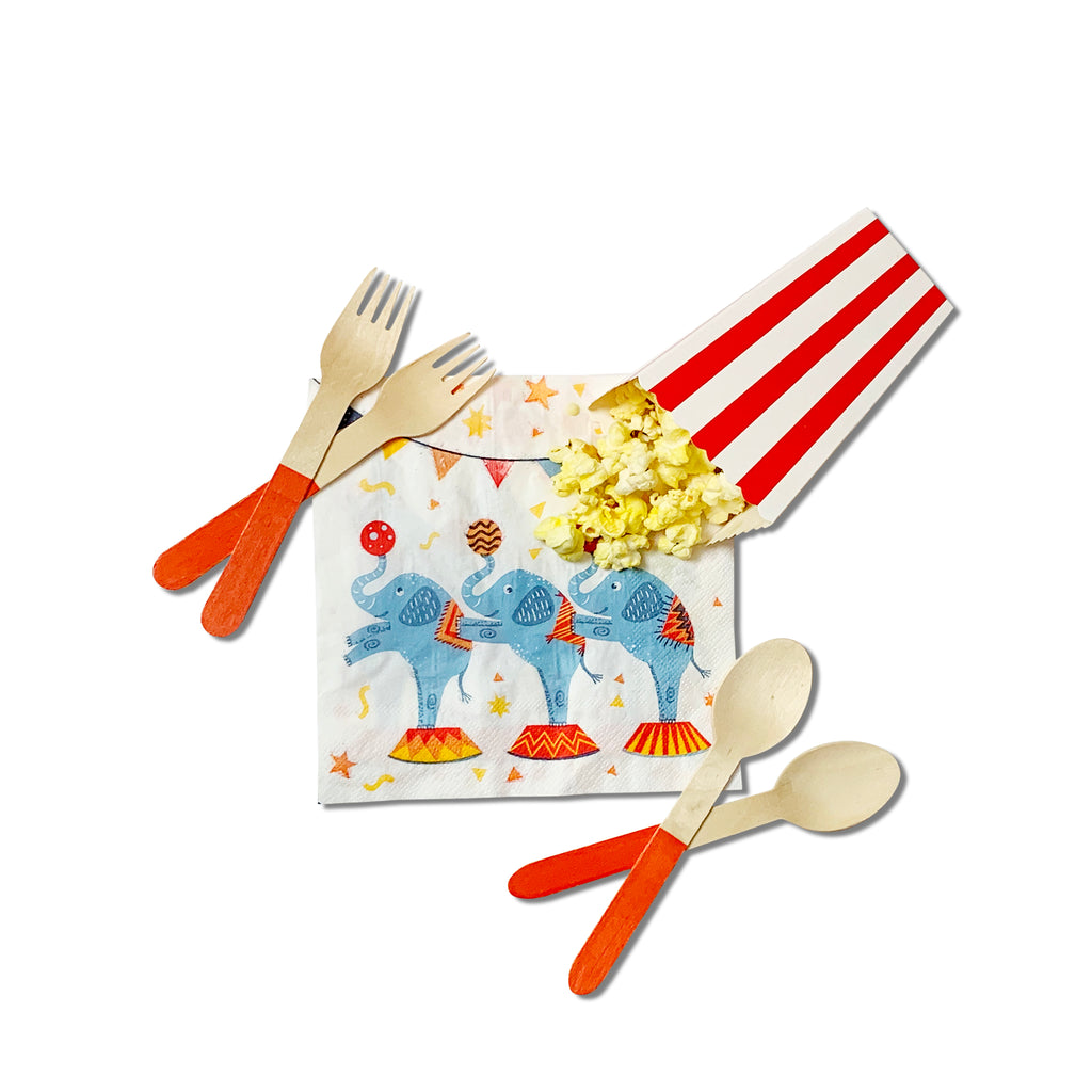 Greatest Show on Earth Napkins