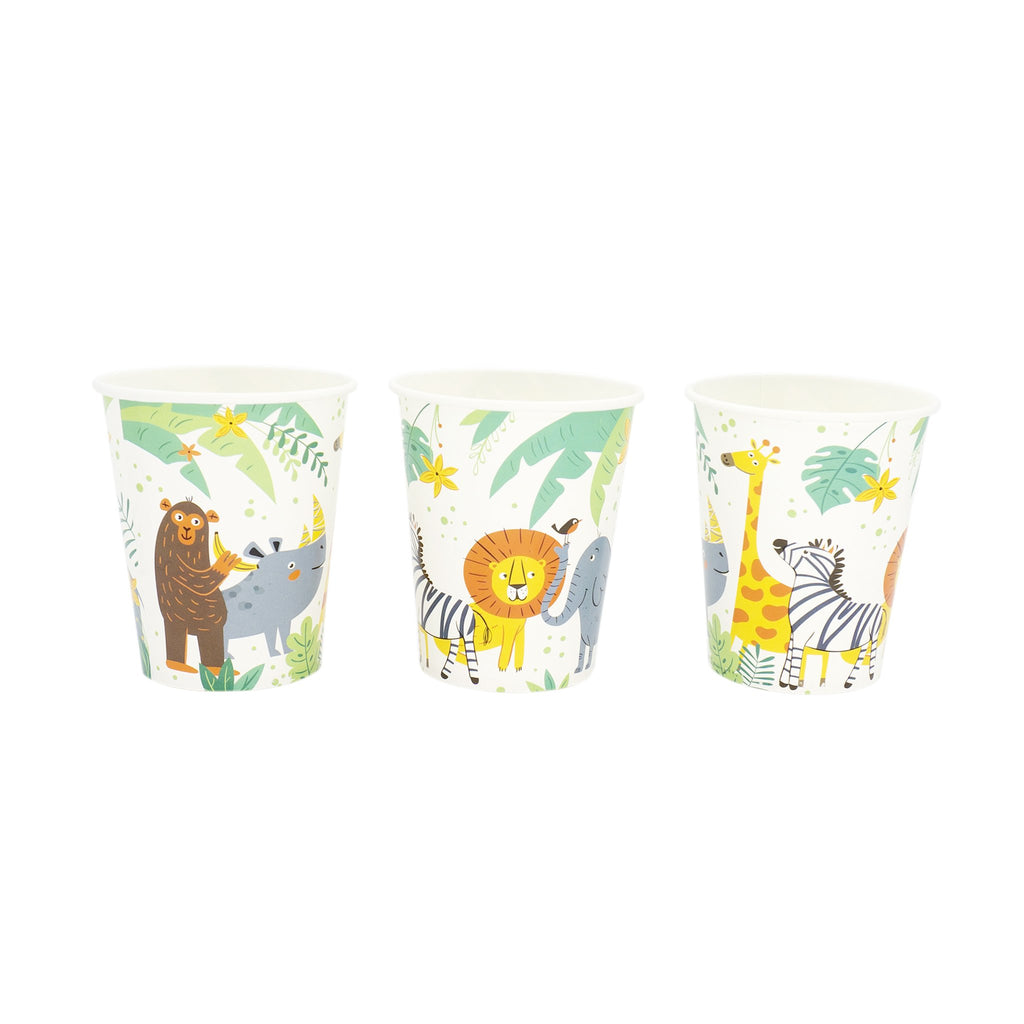 Wild One 9 oz. Cups