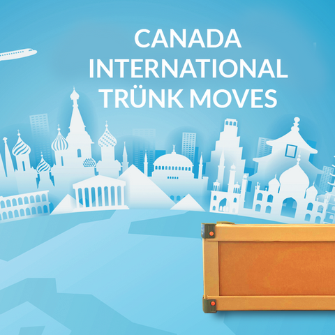 Canada International Trünk Move
