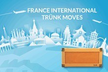 Load image into Gallery viewer, France International Trünk Move - Trünk Moves