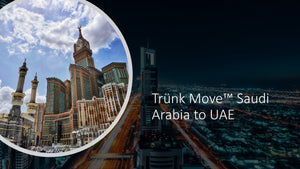 TRÜNK MOVE CUSTOM SAUDI ARABIA TO UNITED ARAB EMIRATES - Trünk Moves
